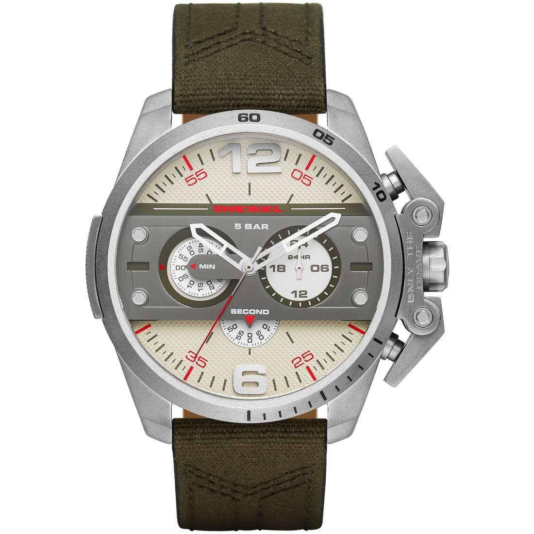 montre chronographe homme Diesel Ironside DZ4389