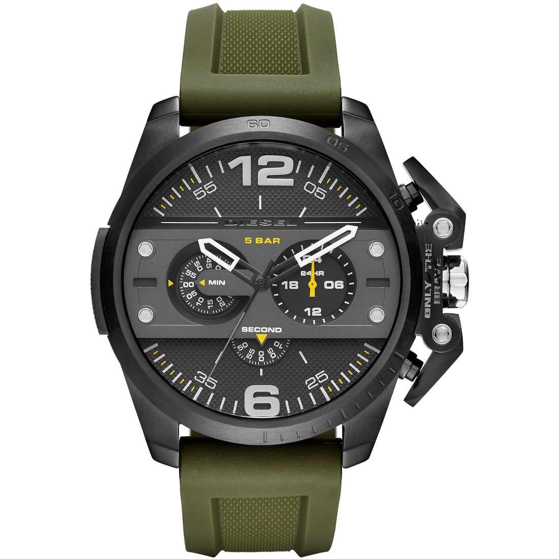 montre chronographe homme Diesel Ironside DZ4391
