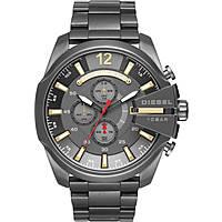 montre chronographe homme Diesel Mega Chief DZ4421