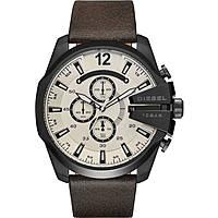 montre chronographe homme Diesel Mega Chief DZ4422