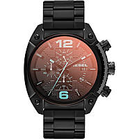 montre chronographe homme Diesel Overflow DZ4316