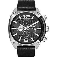 montre chronographe homme Diesel Overflow DZ4341