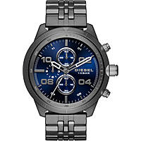 montre chronographe homme Diesel Padlock DZ4442