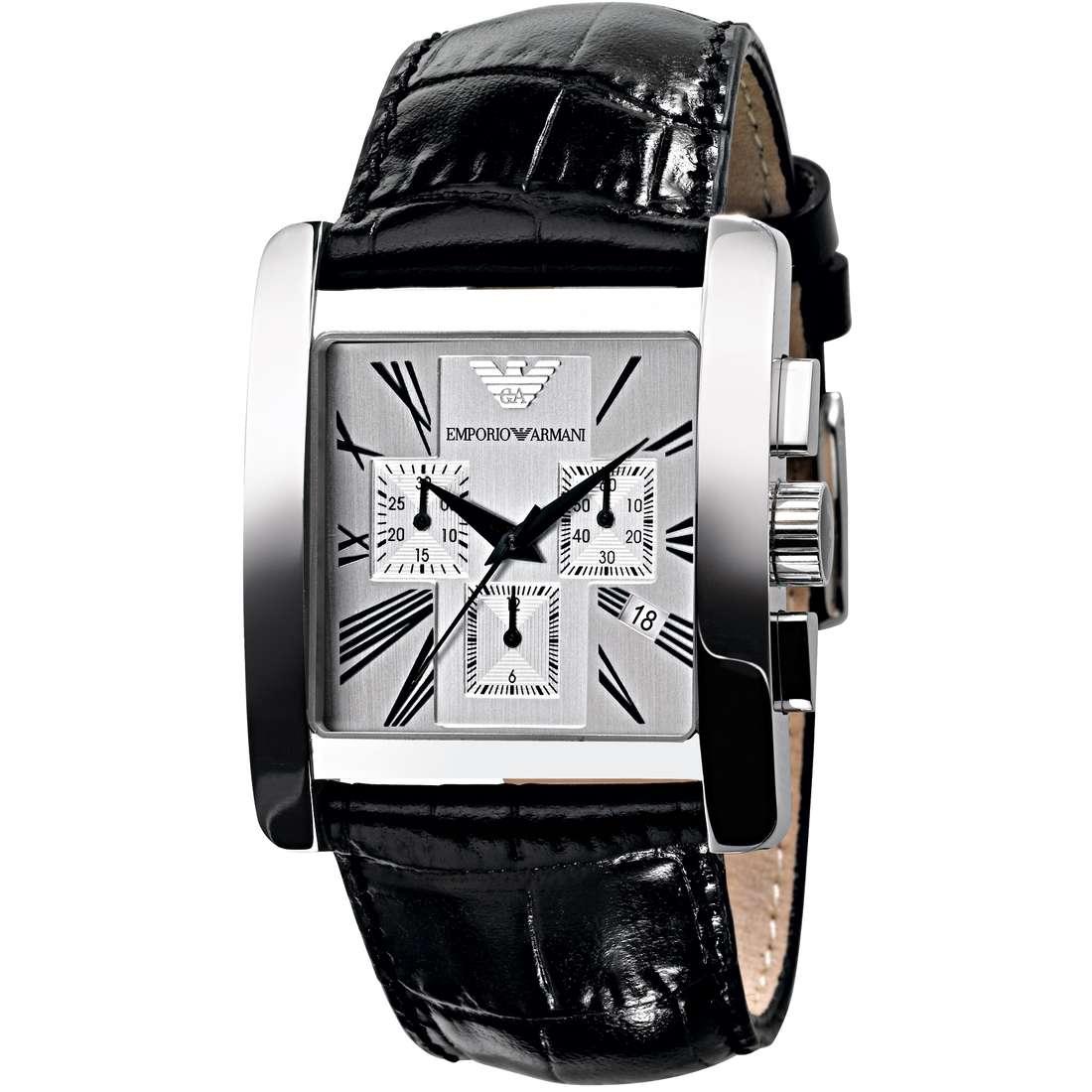 montre chronographe homme Emporio Armani AR0186