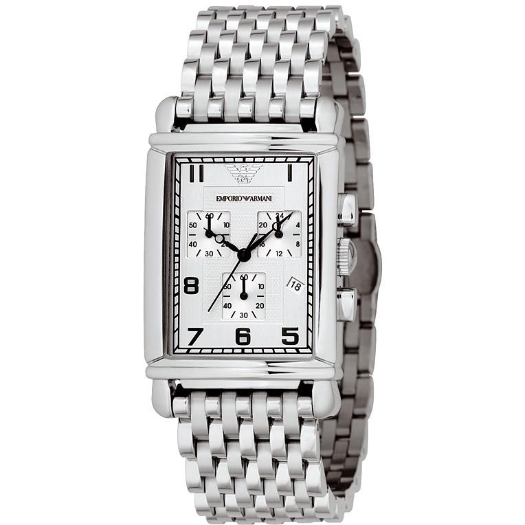 montre chronographe homme Emporio Armani AR0294