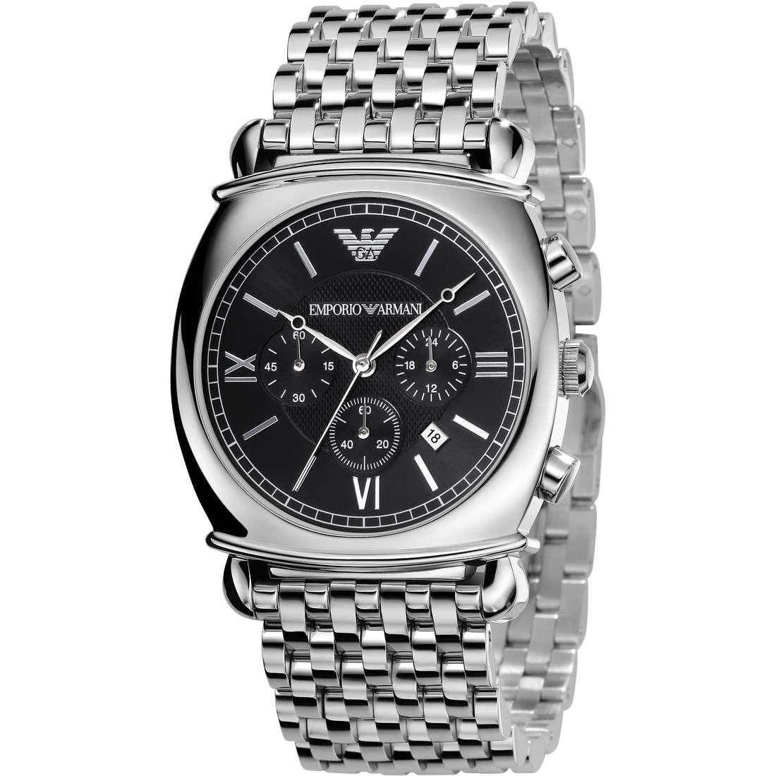 montre chronographe homme Emporio Armani AR0314