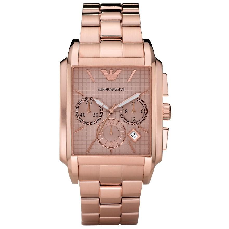 montre chronographe homme Emporio Armani AR0322