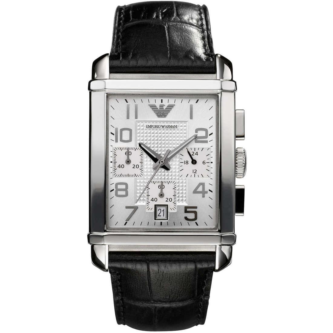 montre chronographe homme Emporio Armani AR0333