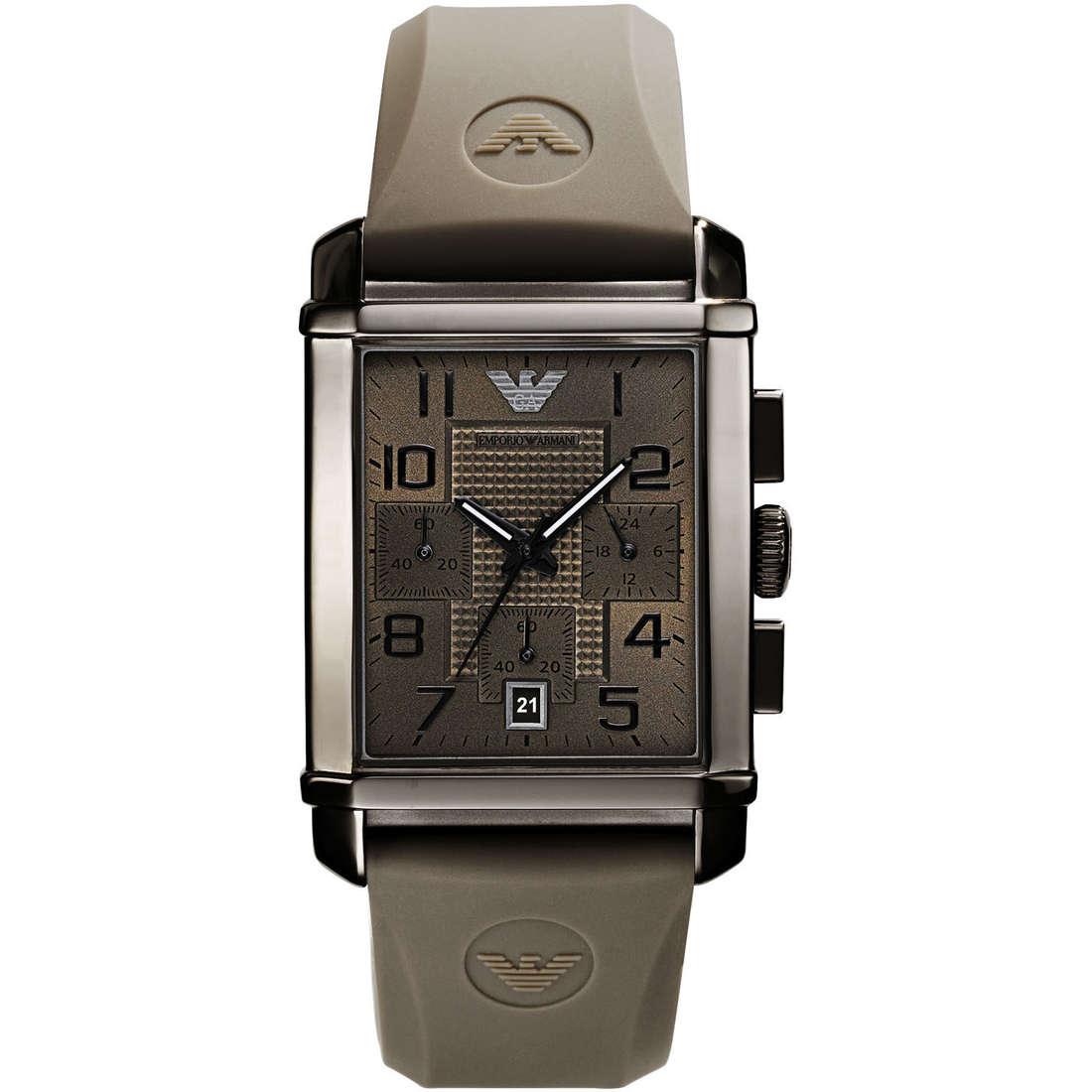 montre chronographe homme Emporio Armani AR0336