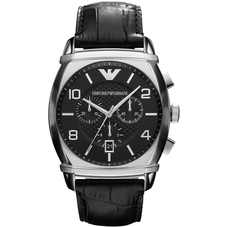 montre chronographe homme Emporio Armani AR0347