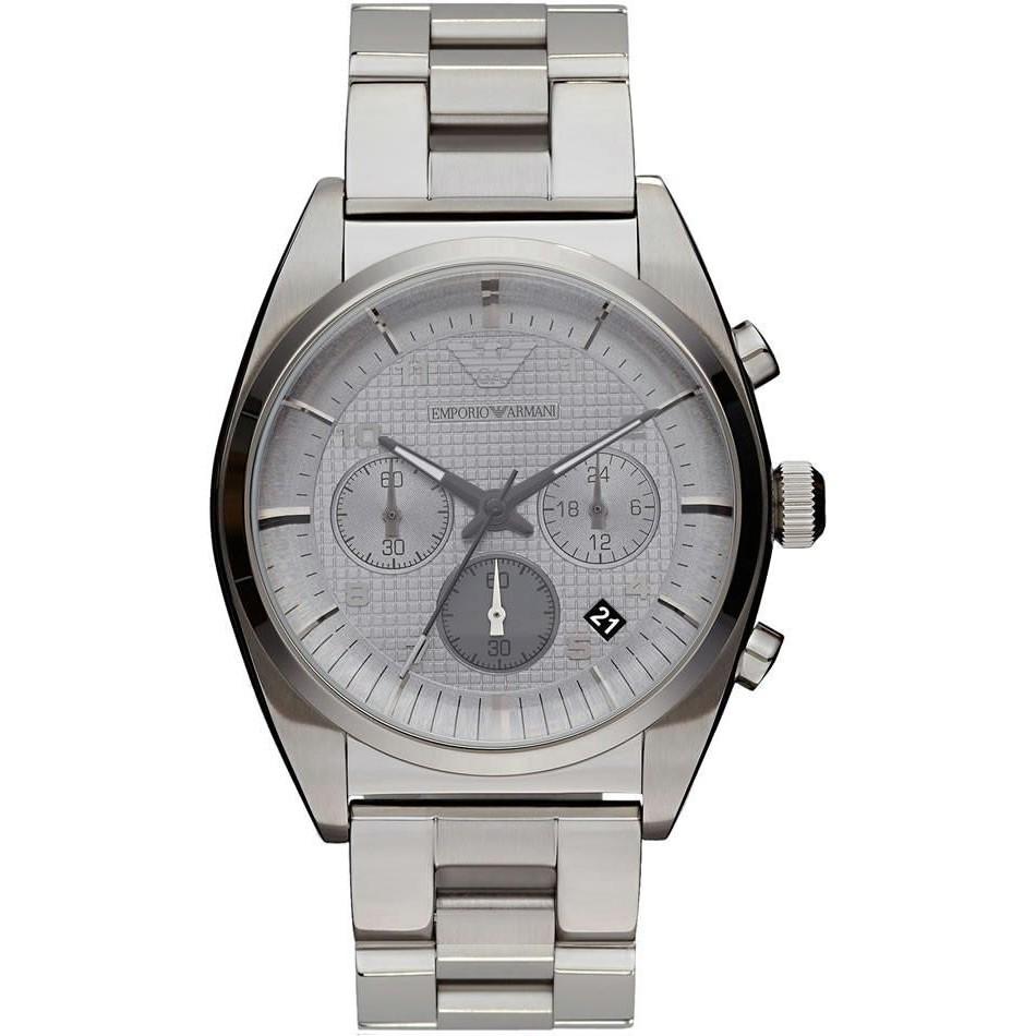 montre chronographe homme Emporio Armani AR0375