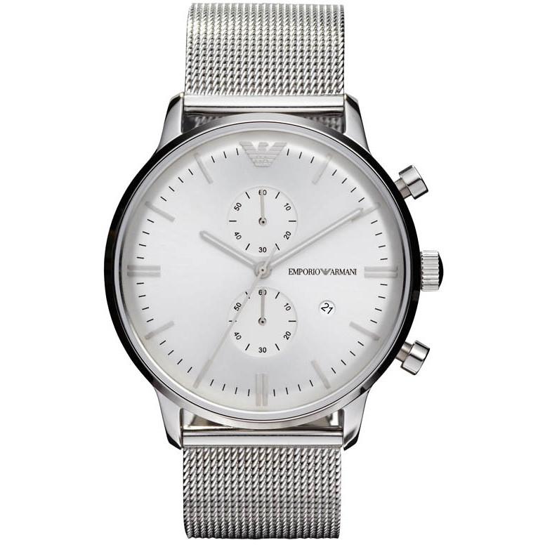 montre chronographe homme Emporio Armani AR0390