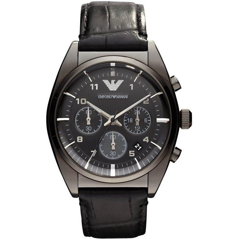 montre chronographe homme Emporio Armani AR0393