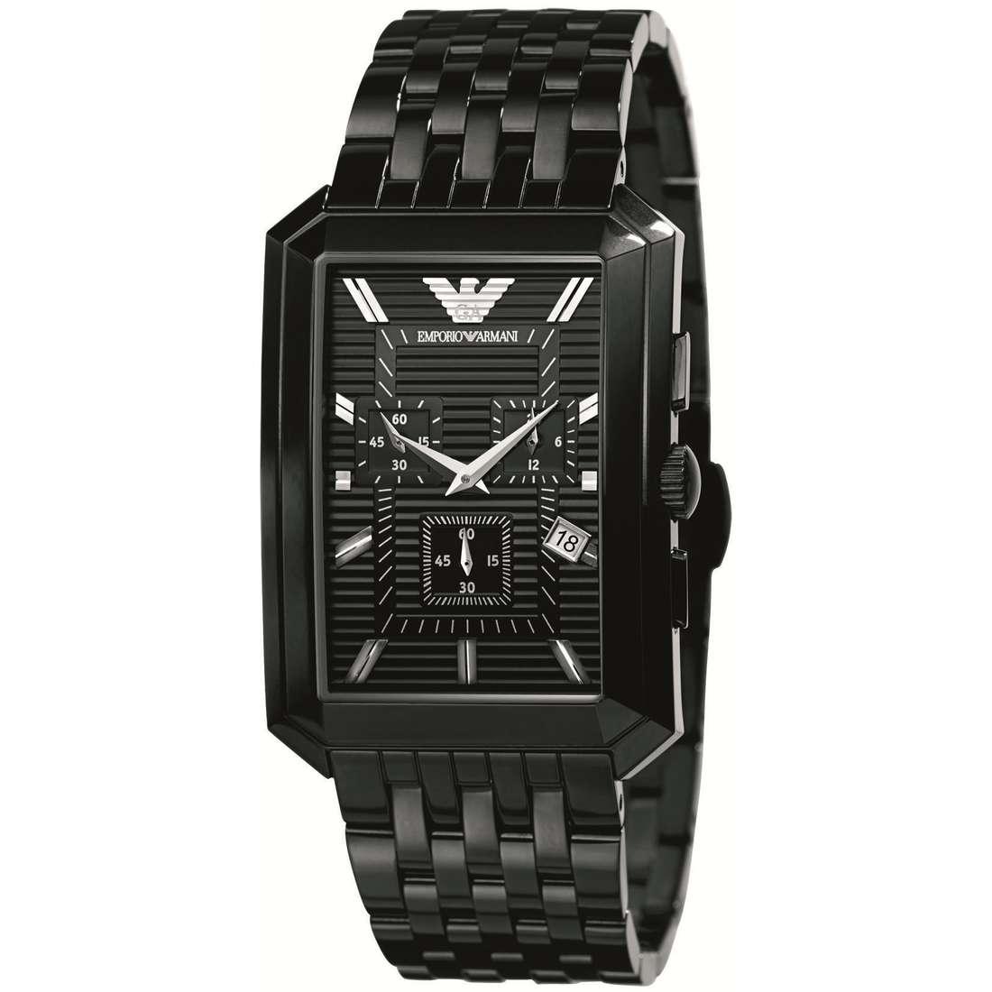 montre chronographe homme Emporio Armani AR0475