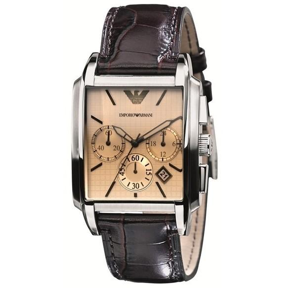 montre chronographe homme Emporio Armani AR0479