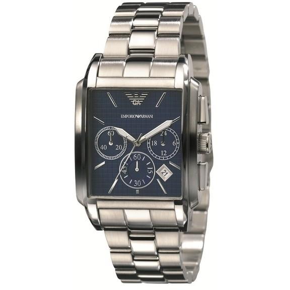 montre chronographe homme Emporio Armani AR0480