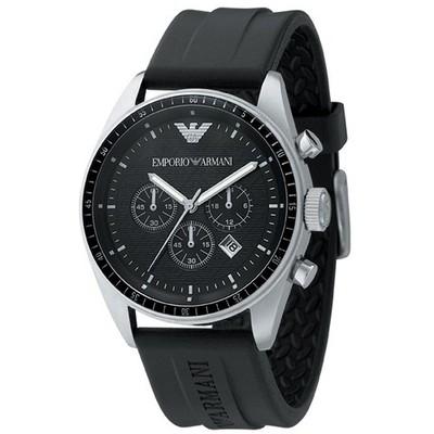 montre chronographe homme Emporio Armani AR0527