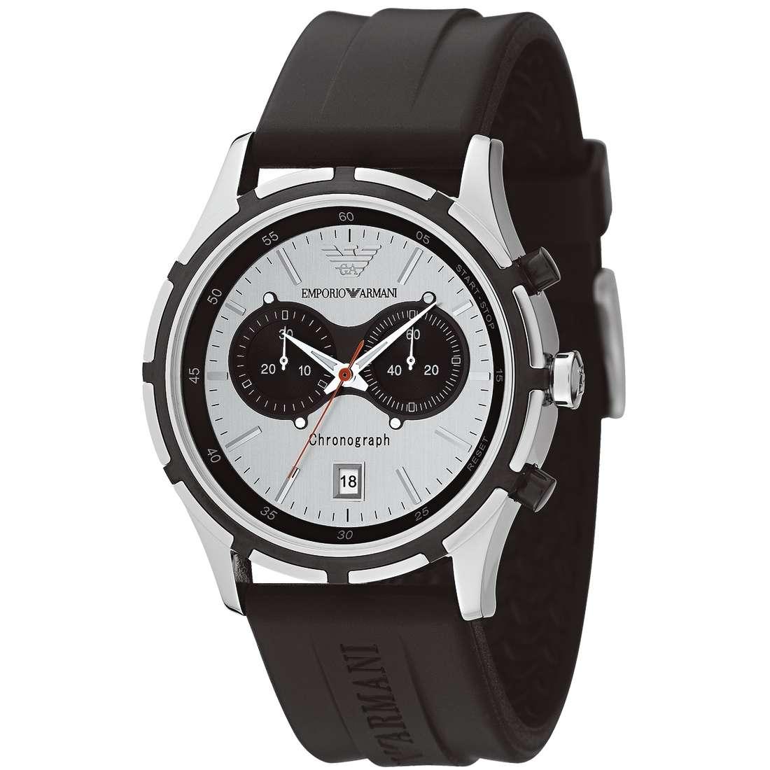 montre chronographe homme Emporio Armani AR0532