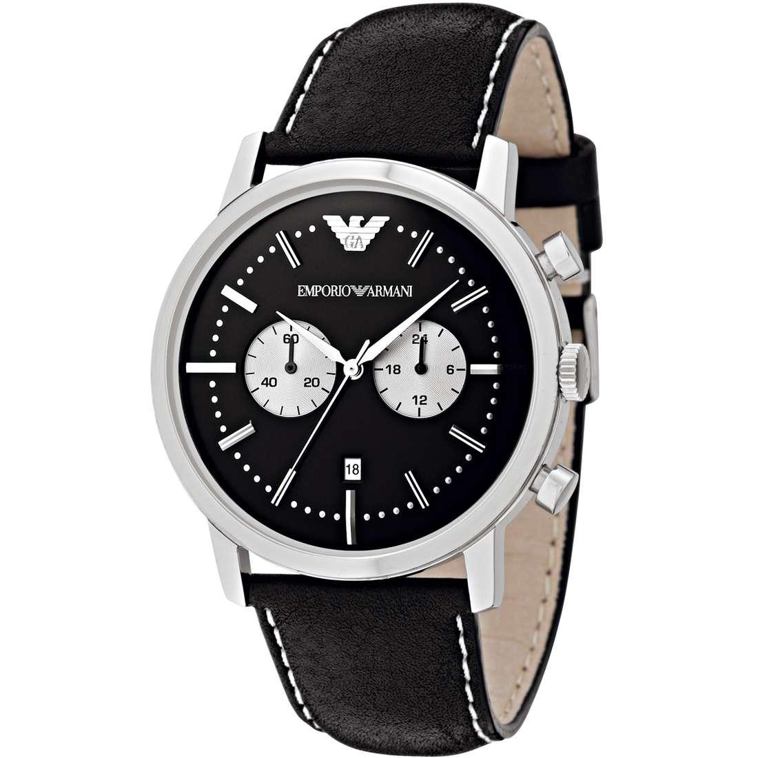 montre chronographe homme Emporio Armani AR0576