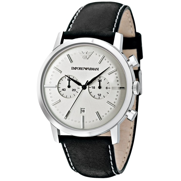 montre chronographe homme Emporio Armani AR0577