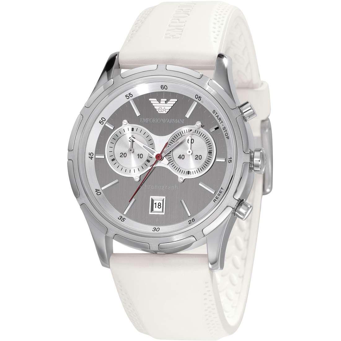 montre chronographe homme Emporio Armani AR0582