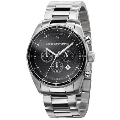 montre chronographe homme Emporio Armani AR0585