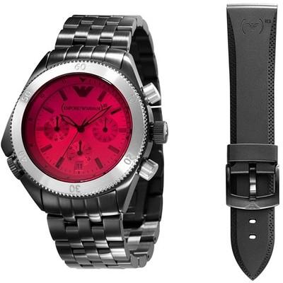 montre chronographe homme Emporio Armani AR0598