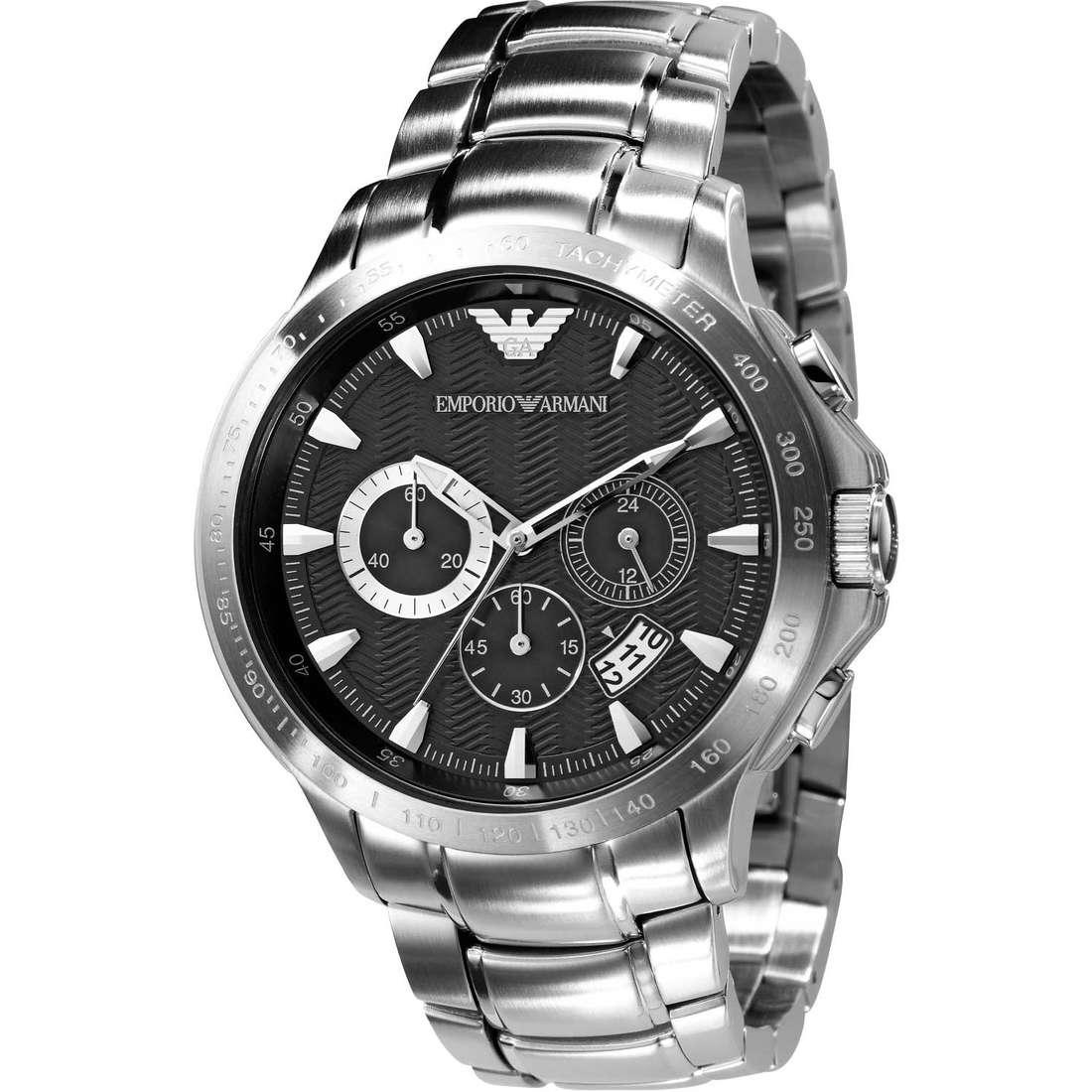 montre chronographe homme Emporio Armani AR0636