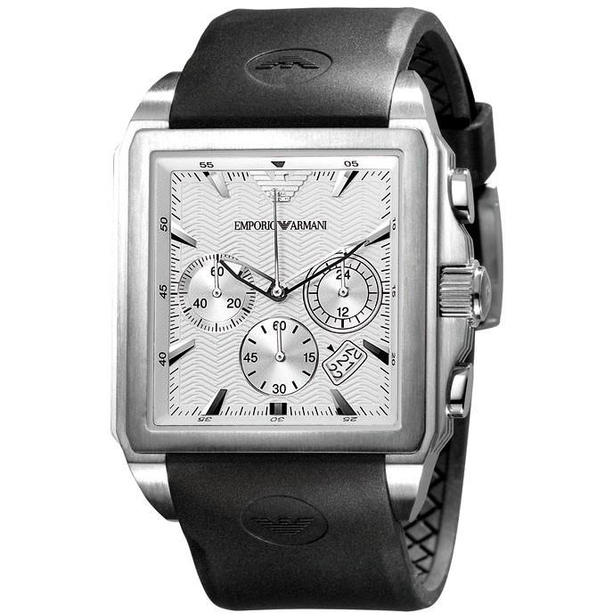 montre chronographe homme Emporio Armani AR0657