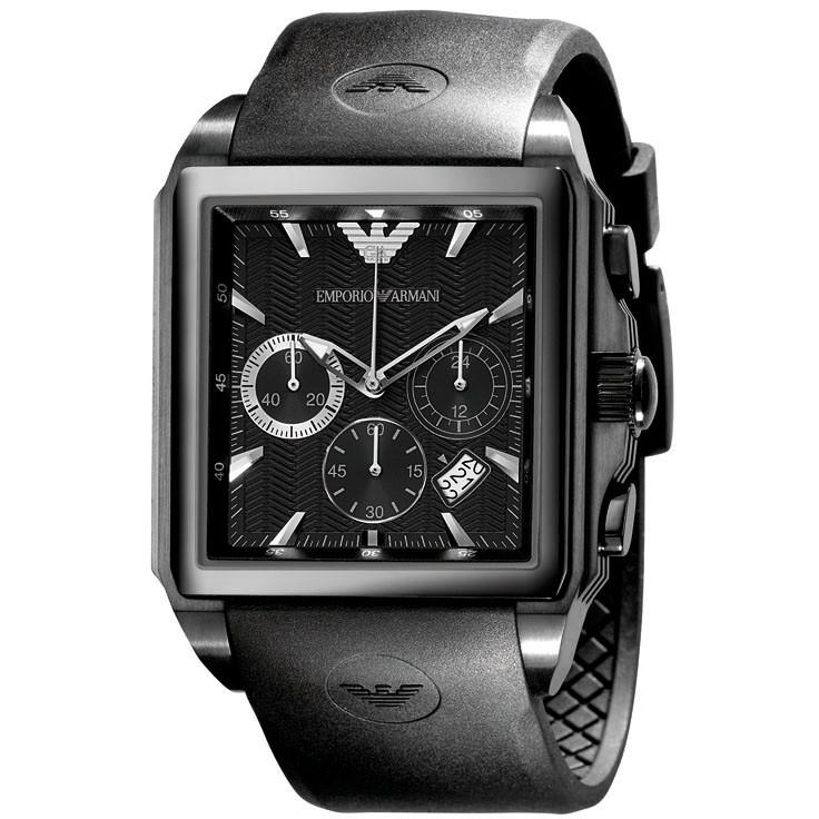 montre chronographe homme Emporio Armani AR0658