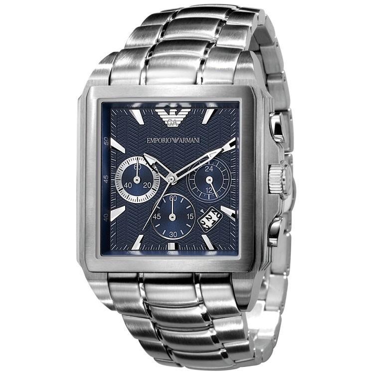 montre chronographe homme Emporio Armani AR0660