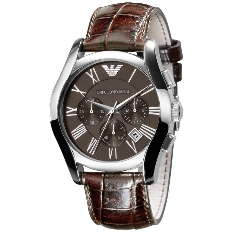 montre chronographe homme Emporio Armani AR0671