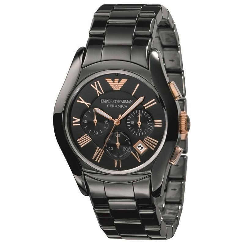 montre chronographe homme Emporio Armani AR1410