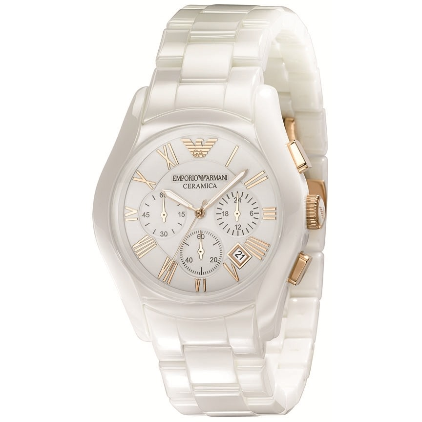 montre chronographe homme Emporio Armani AR1416