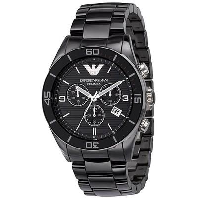 montre chronographe homme Emporio Armani AR1421