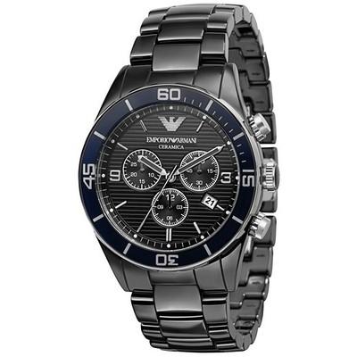 montre chronographe homme Emporio Armani AR1429