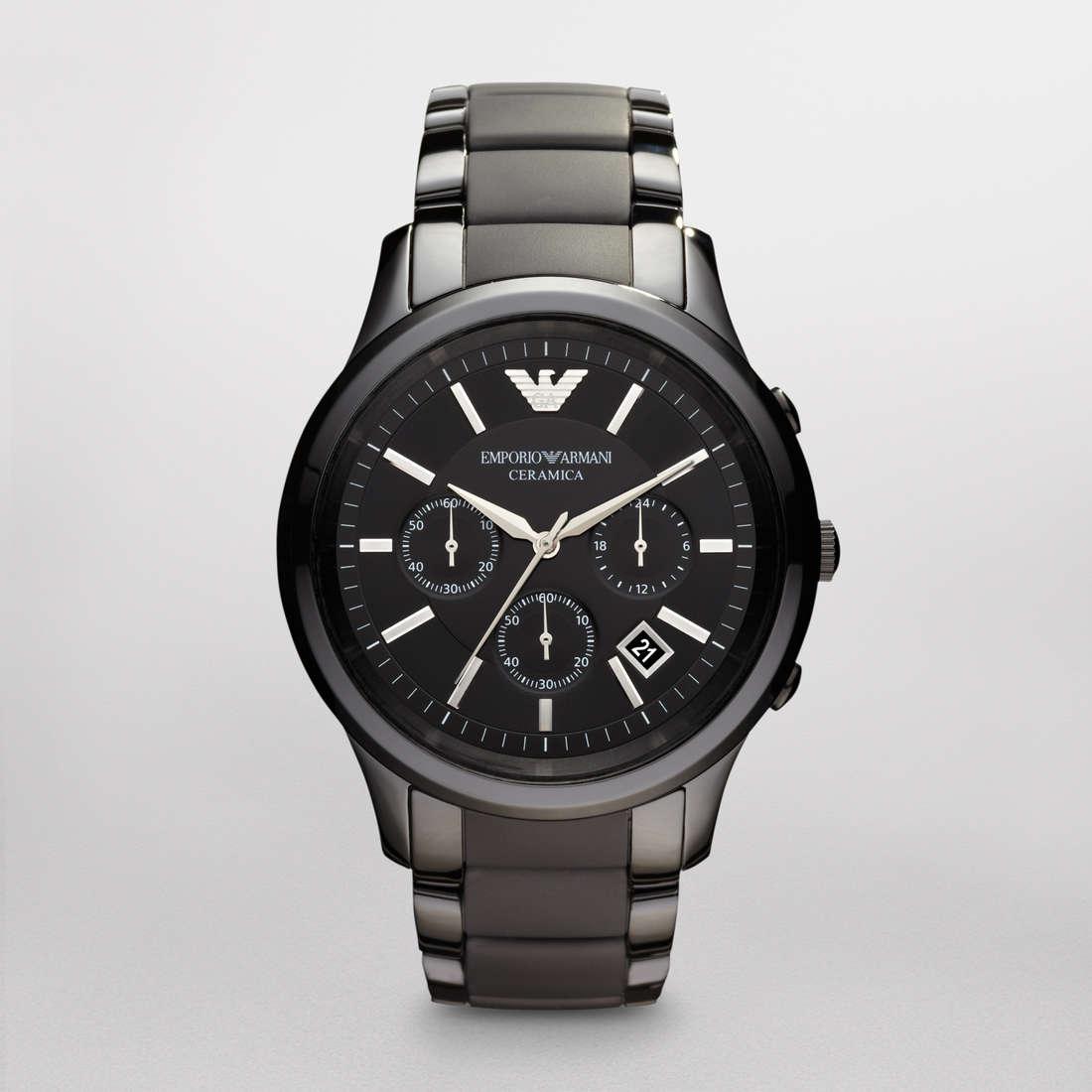 montre chronographe homme Emporio Armani AR1452