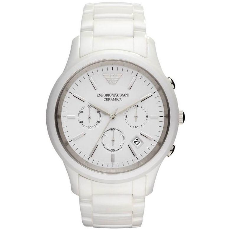 montre chronographe homme Emporio Armani AR1453