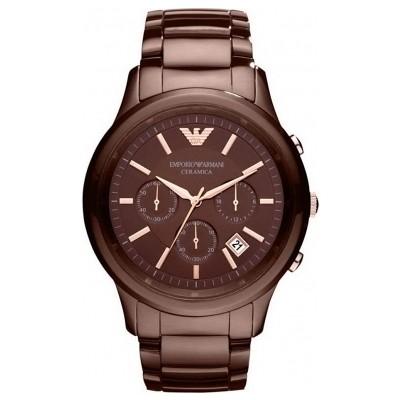 montre chronographe homme Emporio Armani AR1454