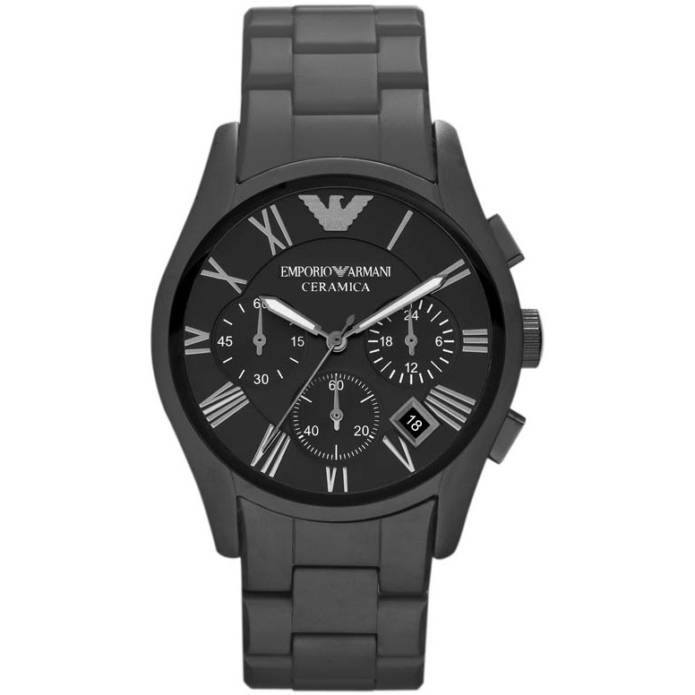 montre chronographe homme Emporio Armani AR1457