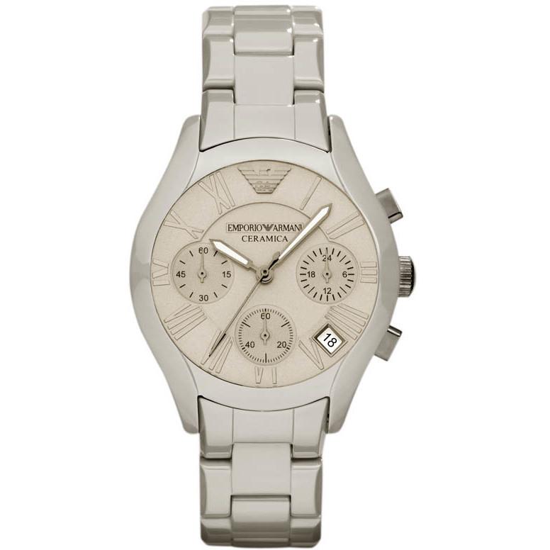 montre chronographe homme Emporio Armani AR1460