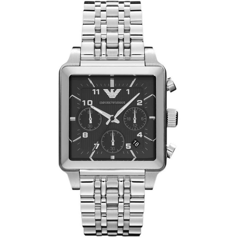 montre chronographe homme Emporio Armani AR1626