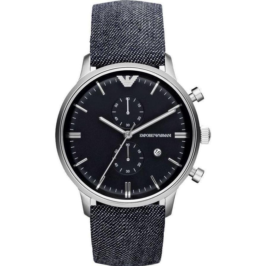 montre chronographe homme Emporio Armani AR1690