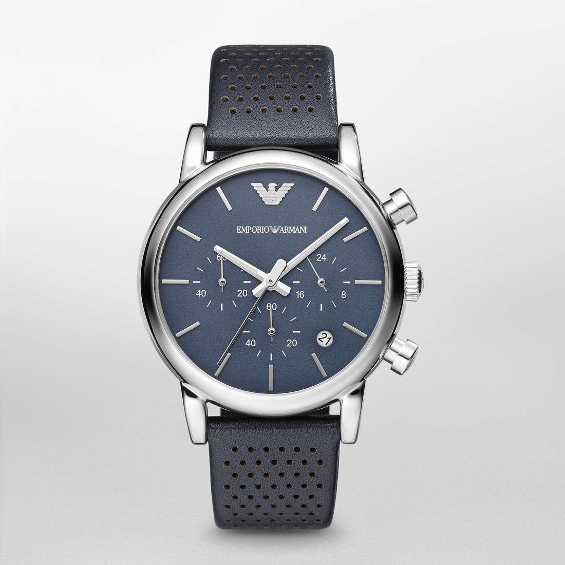 montre chronographe homme Emporio Armani AR1736