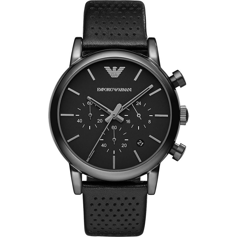montre chronographe homme Emporio Armani AR1737