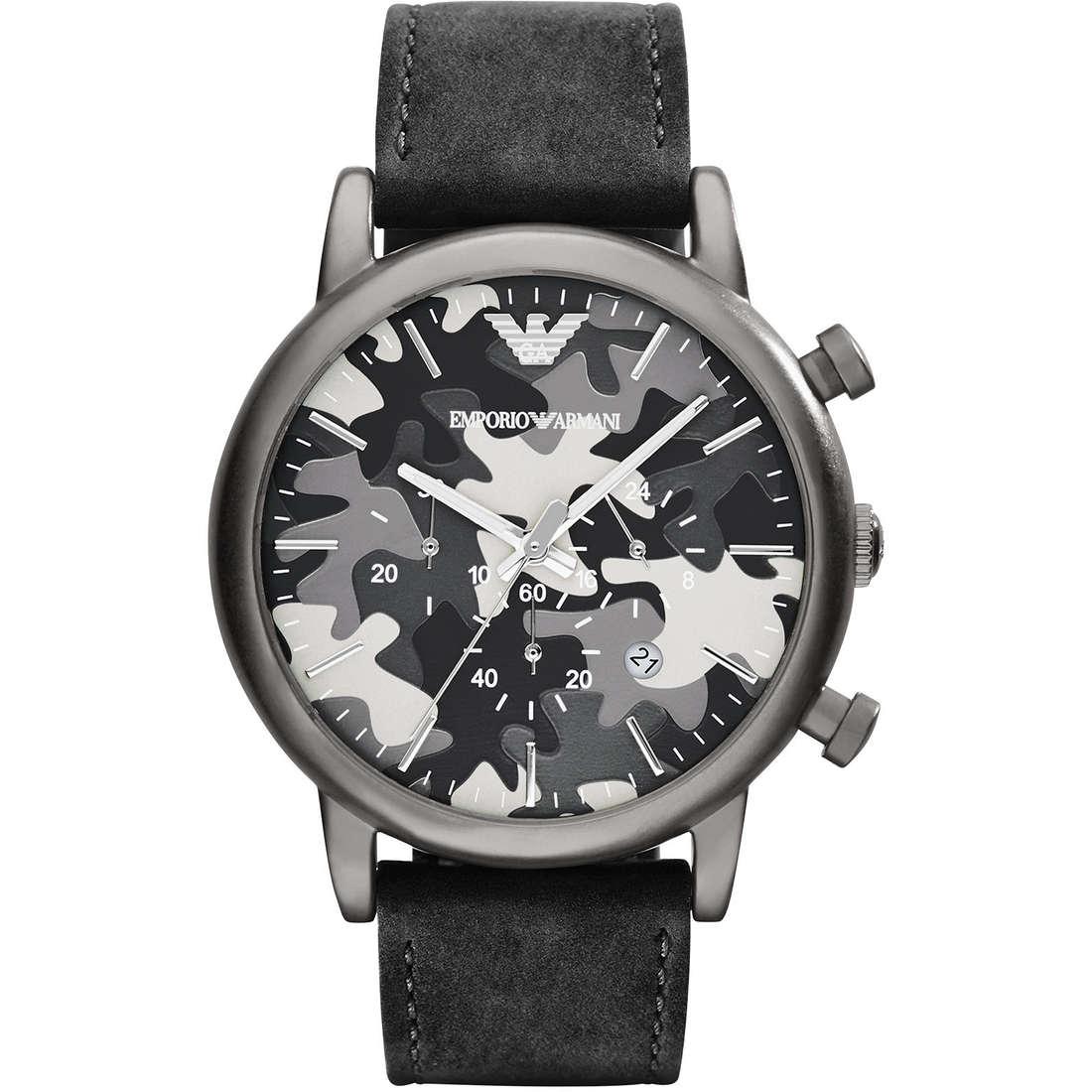montre chronographe homme Emporio Armani AR1816
