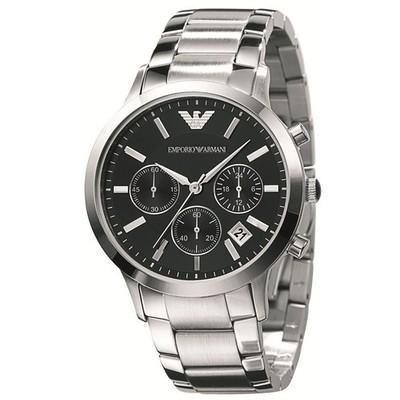 montre chronographe homme Emporio Armani AR2435