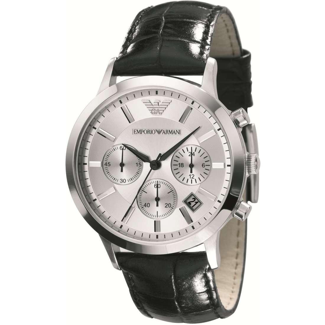 montre chronographe homme Emporio Armani AR2436