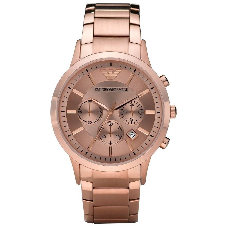 montre chronographe homme Emporio Armani AR2452