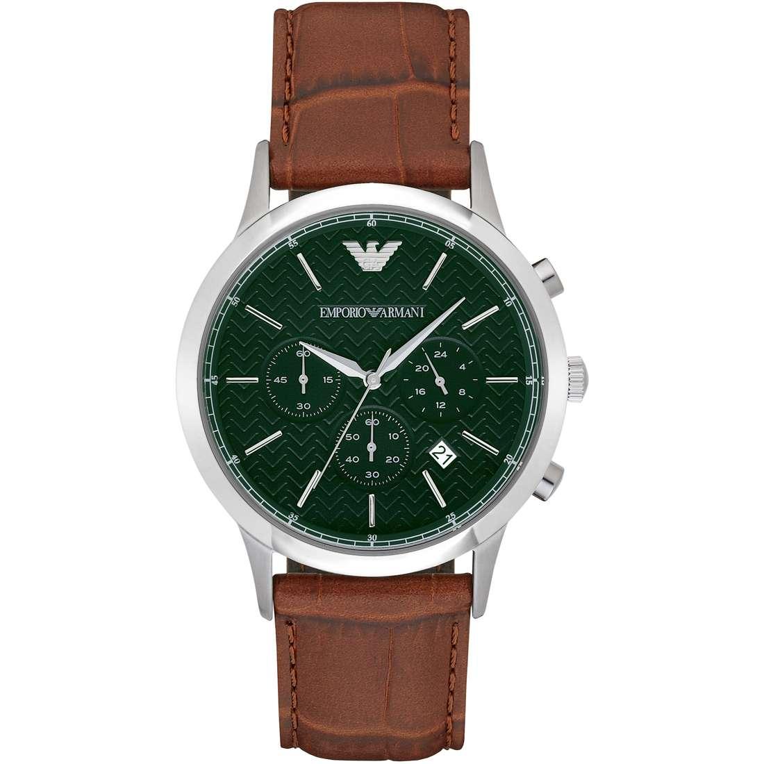 montre chronographe homme Emporio Armani AR2493